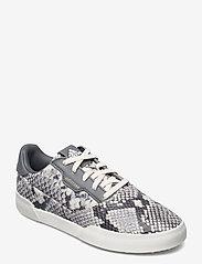 adidas Golf - W ADICROSS RETRO - golf shoes - cwhite/grefou/ftwwht - 0