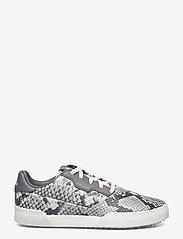 adidas Golf - W ADICROSS RETRO - golf shoes - cwhite/grefou/ftwwht - 1