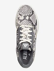 adidas Golf - W ADICROSS RETRO - golf shoes - cwhite/grefou/ftwwht - 3