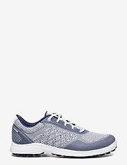 adidas Golf - W ALPHAFLEX SPORT - golf shoes - ftwwht/tecind/ftwwht - 1
