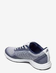 adidas Golf - W ALPHAFLEX SPORT - golf shoes - ftwwht/tecind/ftwwht - 2