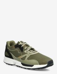 adidas Golf - ADIC ZX PRIMEBLUE - chaussures de golf - focoli/cblack/orbgrn - 0