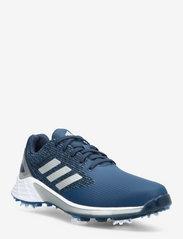 adidas Golf - ZG21 MOTION - chaussures de golf - crenav/ftwwht/focblu - 0