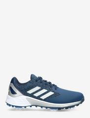adidas Golf - ZG21 MOTION - chaussures de golf - crenav/ftwwht/focblu - 1