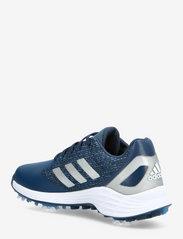 adidas Golf - ZG21 MOTION - chaussures de golf - crenav/ftwwht/focblu - 2