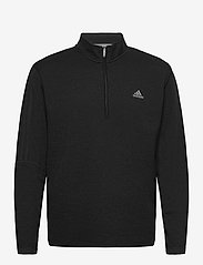 adidas Golf - 3 STP 1/4 Z LC - golf jackets - blckme - 0