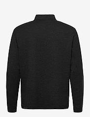 adidas Golf - 3 STP 1/4 Z LC - golf jackets - blckme - 1