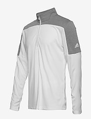 adidas Golf - 1/4 Z UPF LTWGT - basic sweatshirts - white - 3