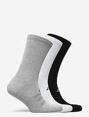 adidas Golf - 3 PK CREW - sokker - grethr - 1