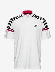 adidas Golf - sport style SS - paidat - white/powpnk - 0