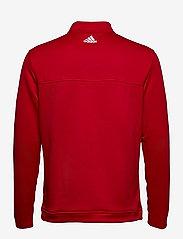 adidas Golf - CLUB 1/4 ZIP - hauts à manches longues - tmpwrd - 2