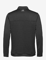 adidas Golf - CLUB 1/4 ZIP - hauts à manches longues - black - 2