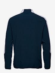 adidas Golf - PRINT 1/4 ZIP - sweats - crenav/black - 2