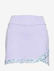 adidas Golf - ULT PRNT SKORT - jupes courtes - vioton - 1