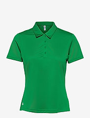adidas Golf - PERF SS P - polos - green - 1