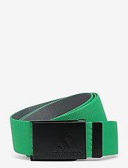 adidas Golf - REVERS WEB BELT - ceintures de sport - scrgrn - 0