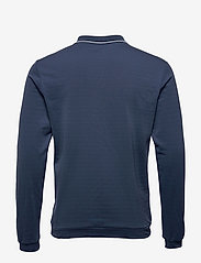 adidas Golf - LS THERMAL POLO - polos à manches longues - crenav - 2
