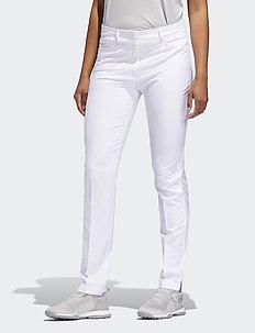 FL LNGTH PANT - golf pants - white