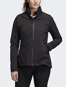 W CLMPRF JKT - golf jackets - black