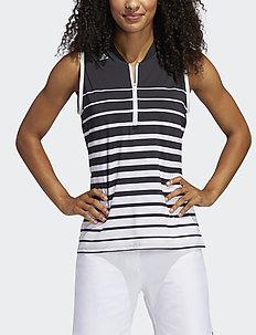 ENG SS P - koszulki polo - black/white