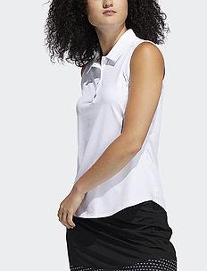 ULT 365 SL P - koszulki polo - white