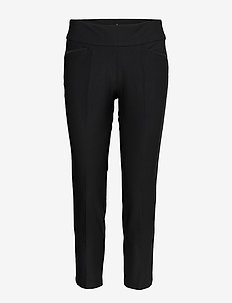 PULLON ANKL PT - golf pants - black