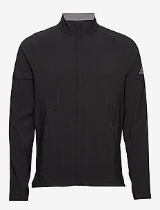 ADI SOFTSHELL - golf-jacken - black