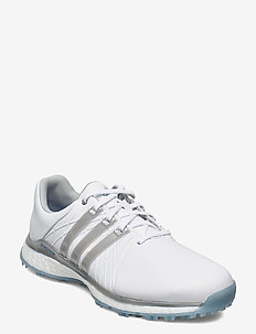 W TOUR360 XT-SL - golf shoes - ftwwht/silvmt/ltblue