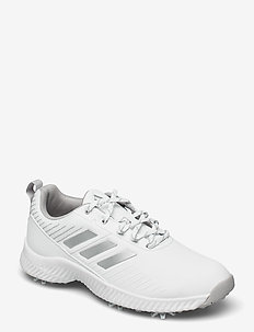 W RESPONSE BOUNCE 2 - golf shoes - ftwwht/silvmt/gretwo