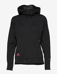 PRMKT HZ LYR - hættetrøjer - black