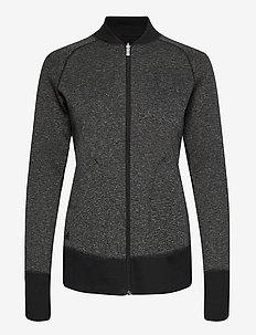 RVSBL FULL ZP J - sweats et sweats à capuche - black