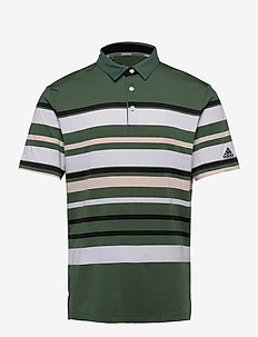 ULT365 stripe - koszulki polo - teceme/black/white/pn