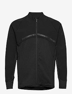 HYBRID F ZIP J - golfjakker - black