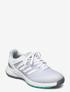 W EQT SL - golf shoes - ftwwht/ftwwht/acimin