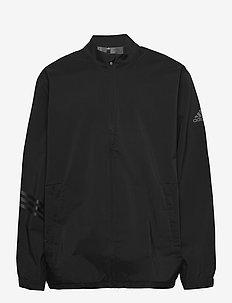PROV R JACKET - golfjakker - black