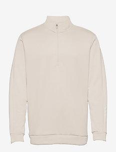 ADCRS QTR ZIP - kläder - alumin