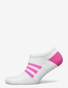 COMFORT LOW SK - ankle socks - white/scrpnk