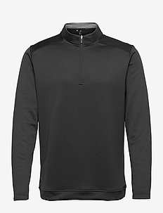 CLUB 1/4 ZIP - långärmade tröjor - black