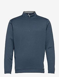 CLUB 1/4 ZIP - sweaters - crenav