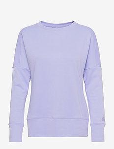 GO-TO CRW SWTSH - sweatshirts - vioton