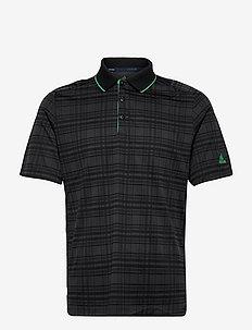 STMNT NO SHOW P - koszulki polo - carbon/junink/black