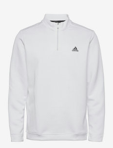 DWR 1/4 ZIP - swetry - white