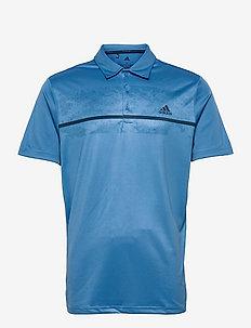 CHEST PRT POLO - koszulki polo - focblu