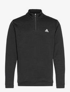 DWR 1/4 ZIP - sweats - black