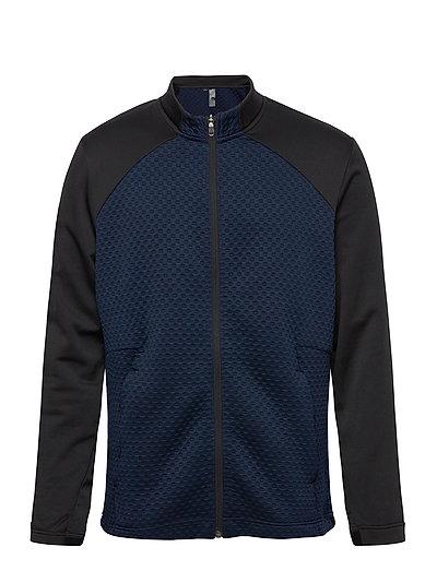 Cold Rdy Jckt Outerwear Sport Jackets Blau ADIDAS GOLF