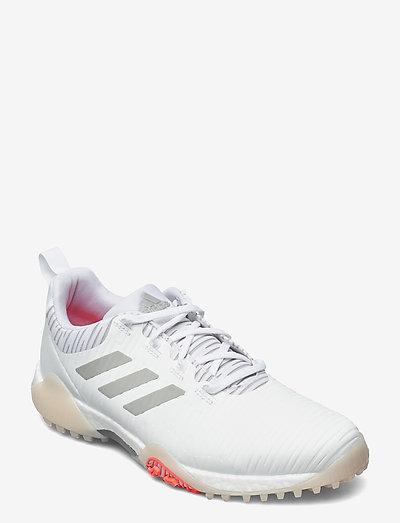 CODECHAOS - chaussures de golf - ftwwht/metgry/lgsogr