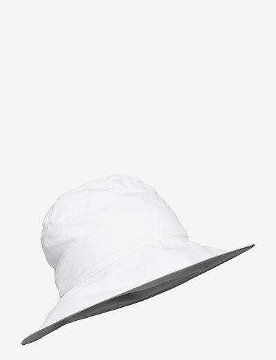 UPF BUCKET - bucket hats - white