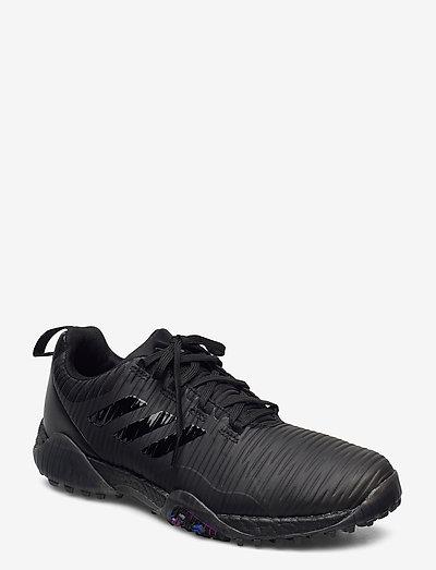 CODECHAOS - chaussures de golf - cblack/cblack/ironmt