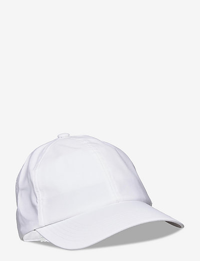 W HT CAP CRST - caps - white