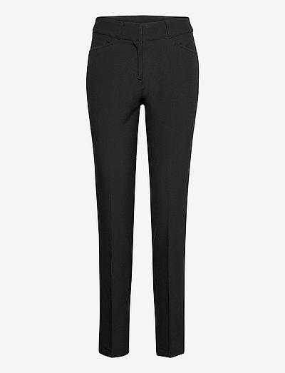 FL LNGTH PANT - golfbukser - black